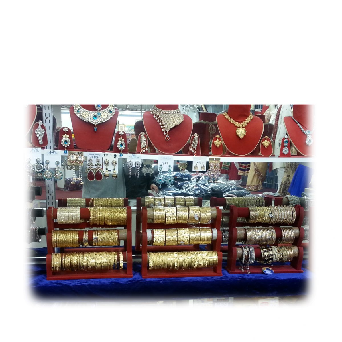 Bangles Section