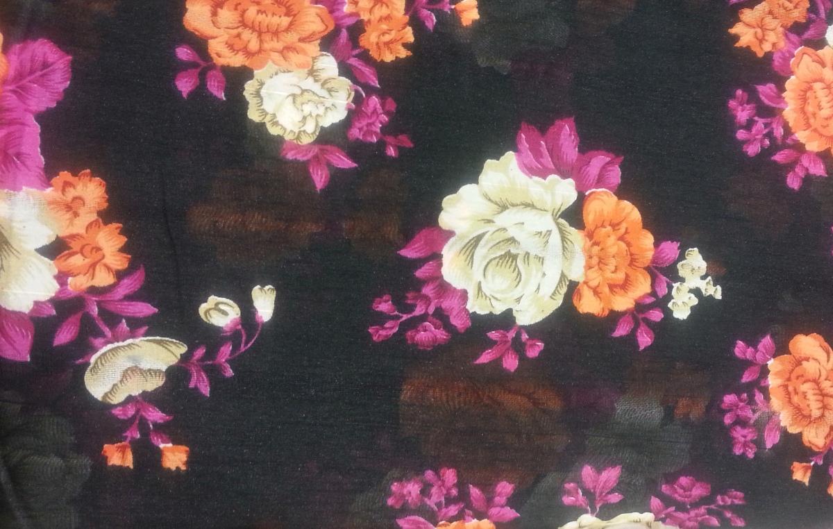 Cotton Unstitched Suits – Flower Prints
