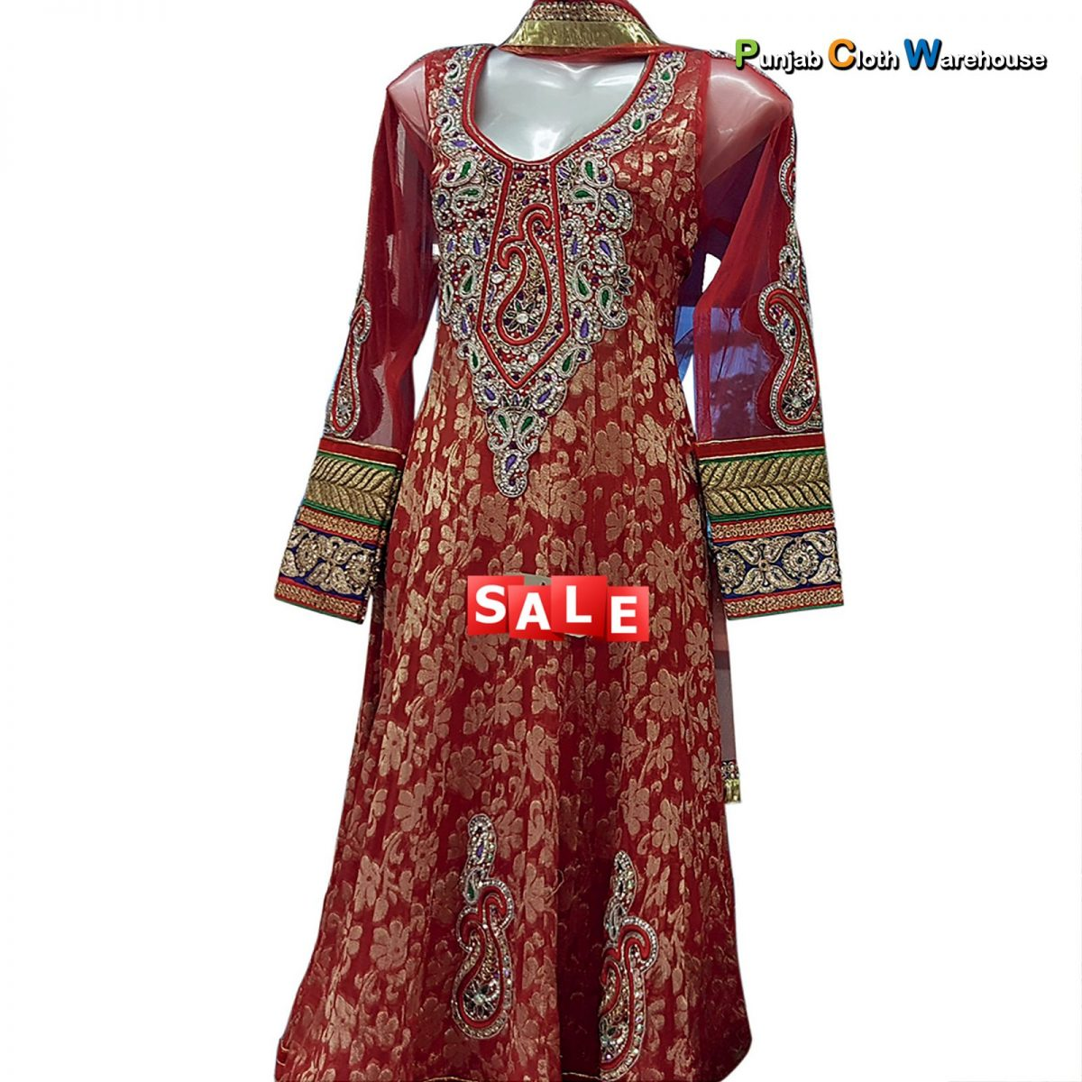 Designer Party Wear Suits, Sarees, Lehengas & Sherwanis (12)