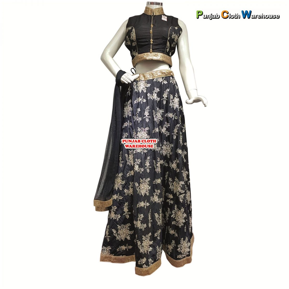 Designer Party Wear Suits, Sarees, Lehengas & Sherwanis (13)
