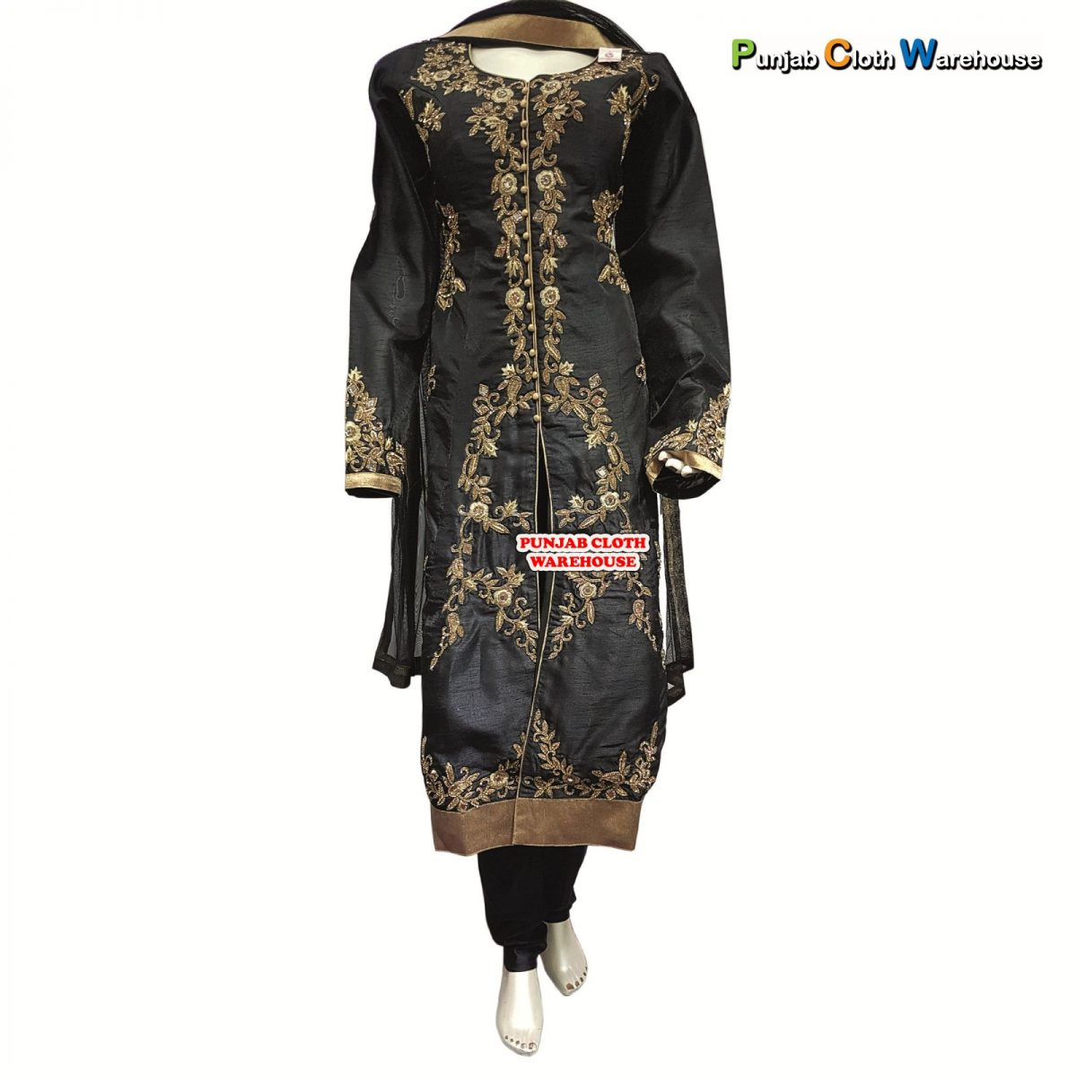 Designer Party Wear Suits, Sarees, Lehengas & Sherwanis (14)