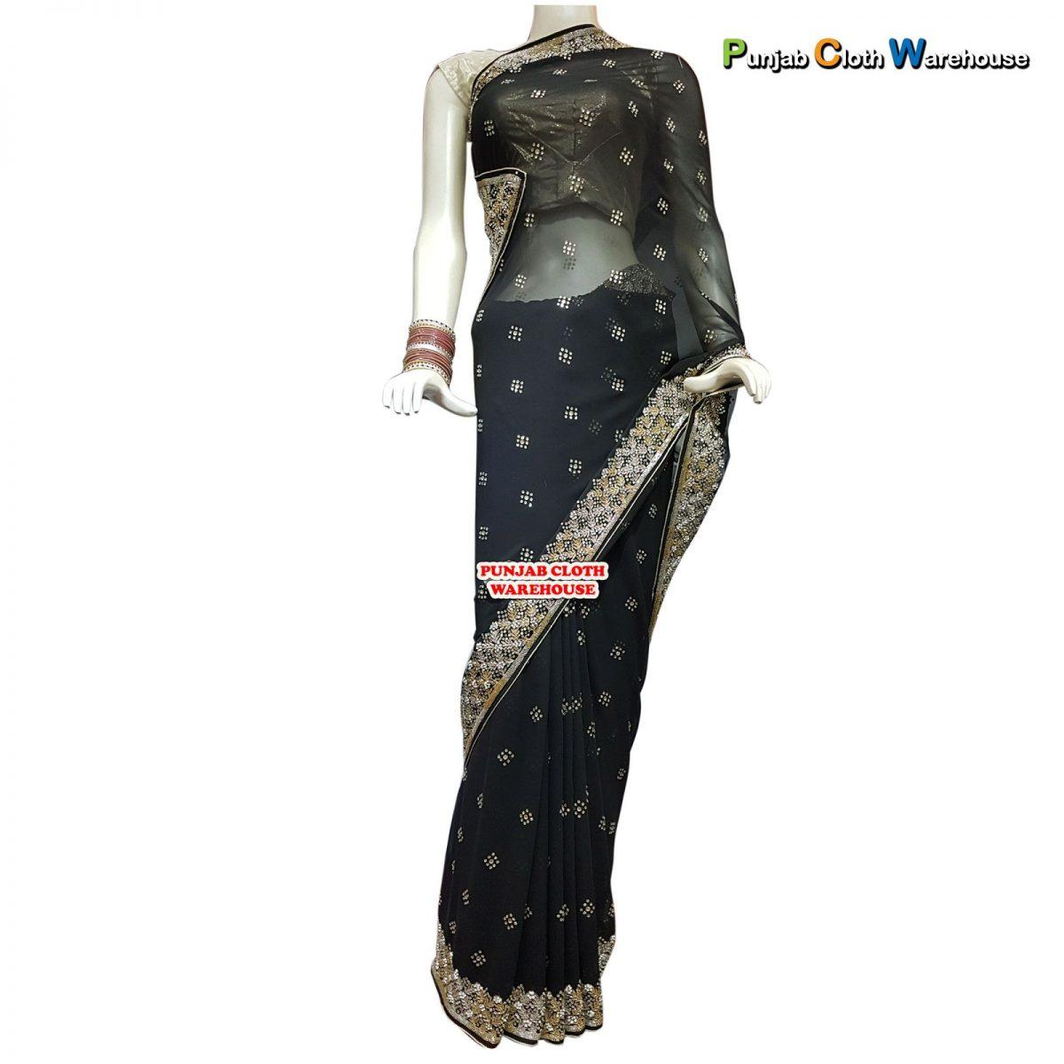 Designer Party Wear Suits, Sarees, Lehengas & Sherwanis (15)