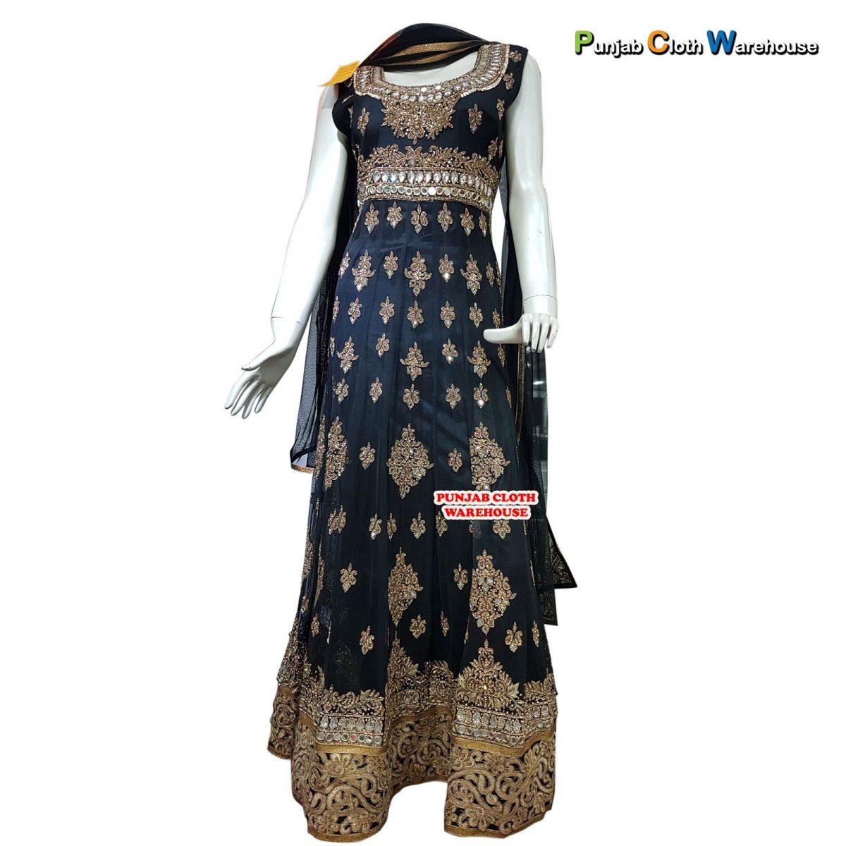 Designer Party Wear Suits, Sarees, Lehengas & Sherwanis (16)