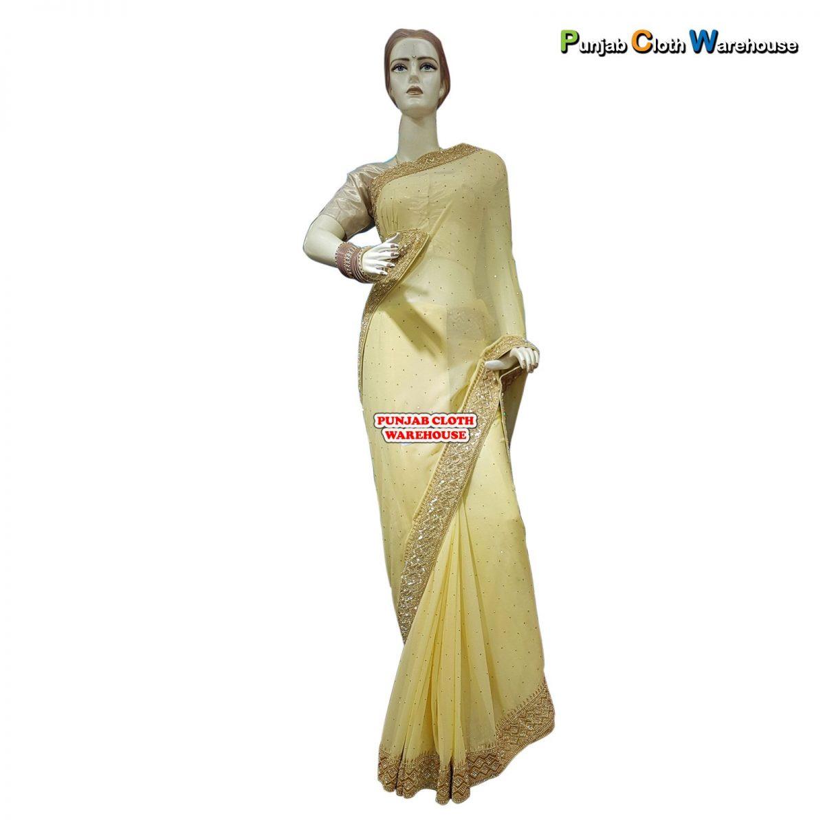 Designer Party Wear Suits, Sarees, Lehengas & Sherwanis (19)