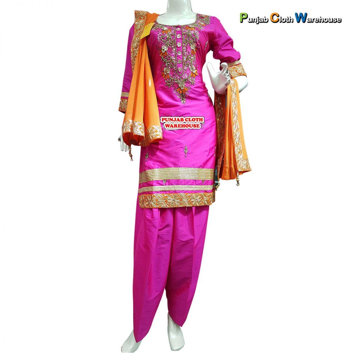 Designer Party Wear Suits, Sarees, Lehengas & Sherwanis (27)