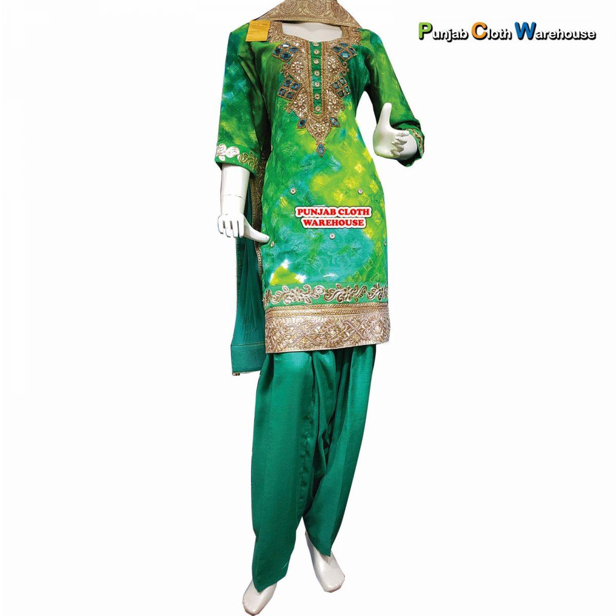 Designer Party Wear Suits, Sarees, Lehengas & Sherwanis (29)