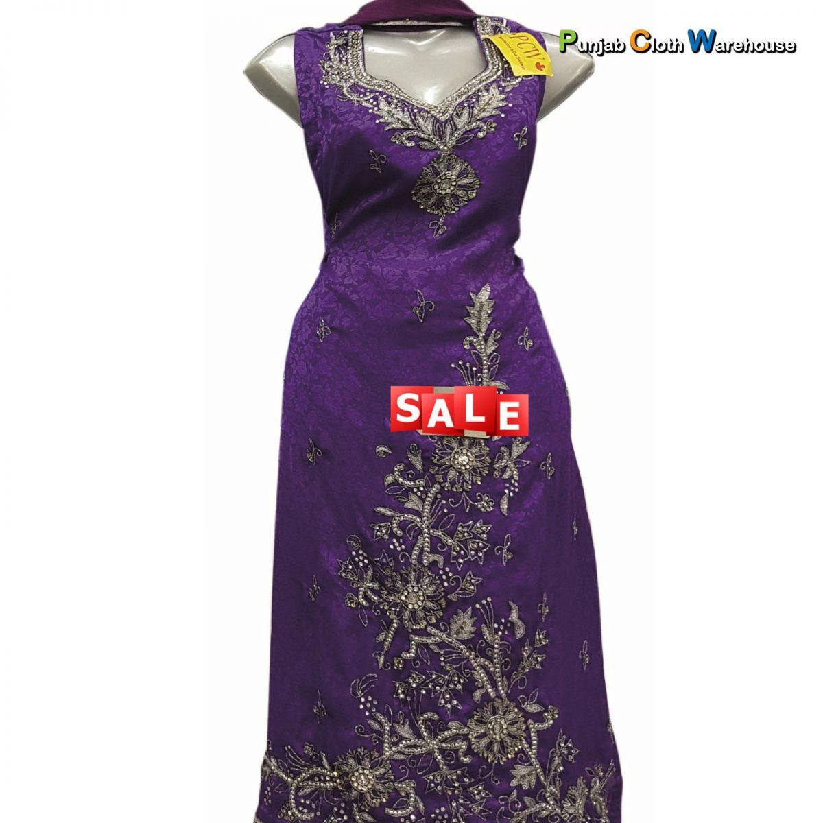 Designer Party Wear Suits, Sarees, Lehengas & Sherwanis (3)