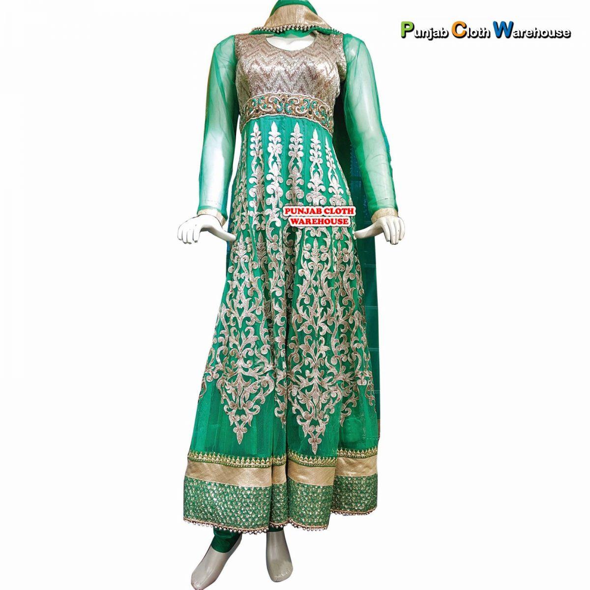 Designer Party Wear Suits, Sarees, Lehengas & Sherwanis (30)