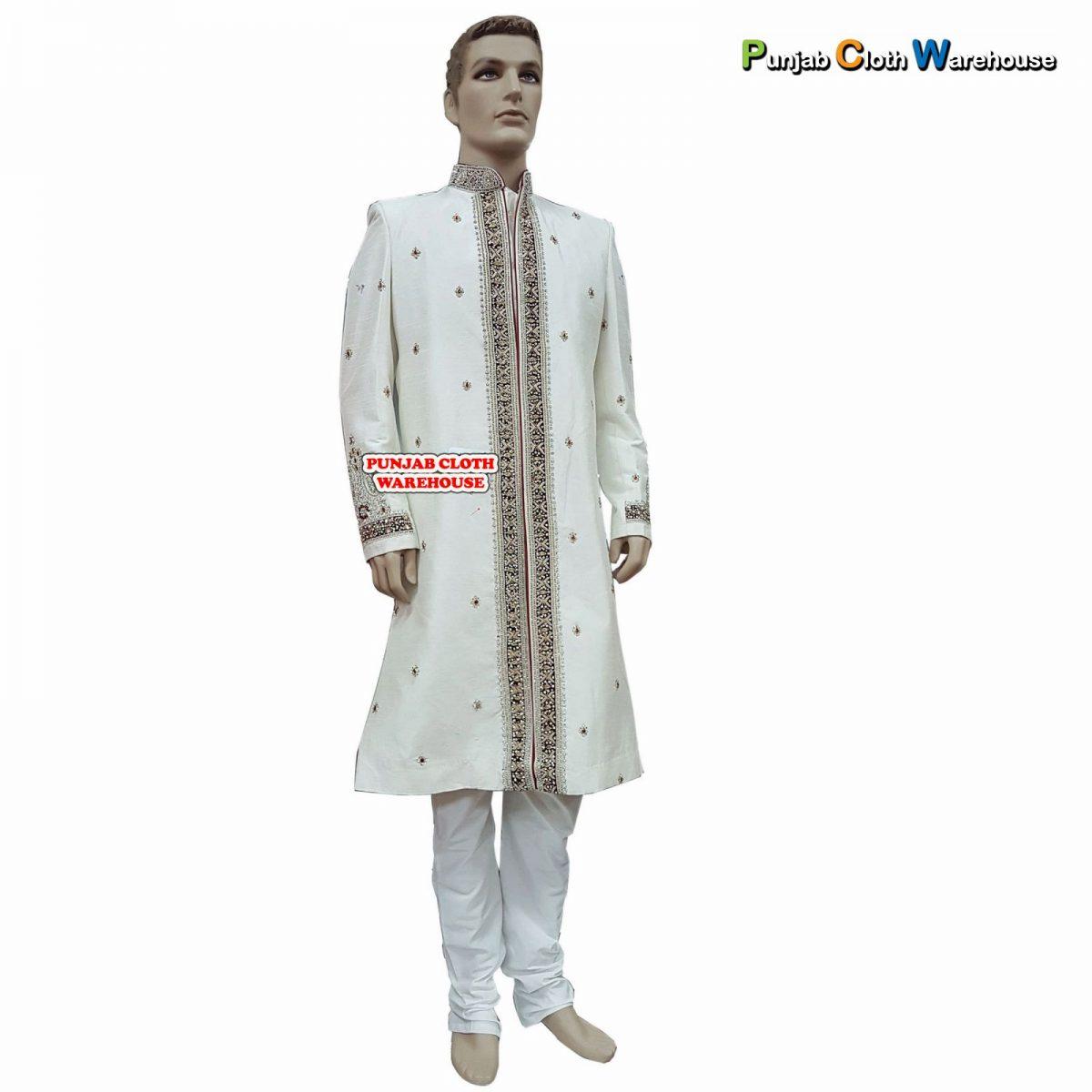 Designer Party Wear Suits, Sarees, Lehengas & Sherwanis (33)