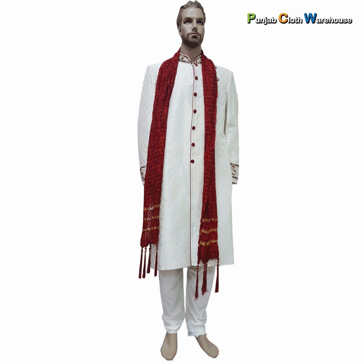Designer Party Wear Suits, Sarees, Lehengas & Sherwanis (39)