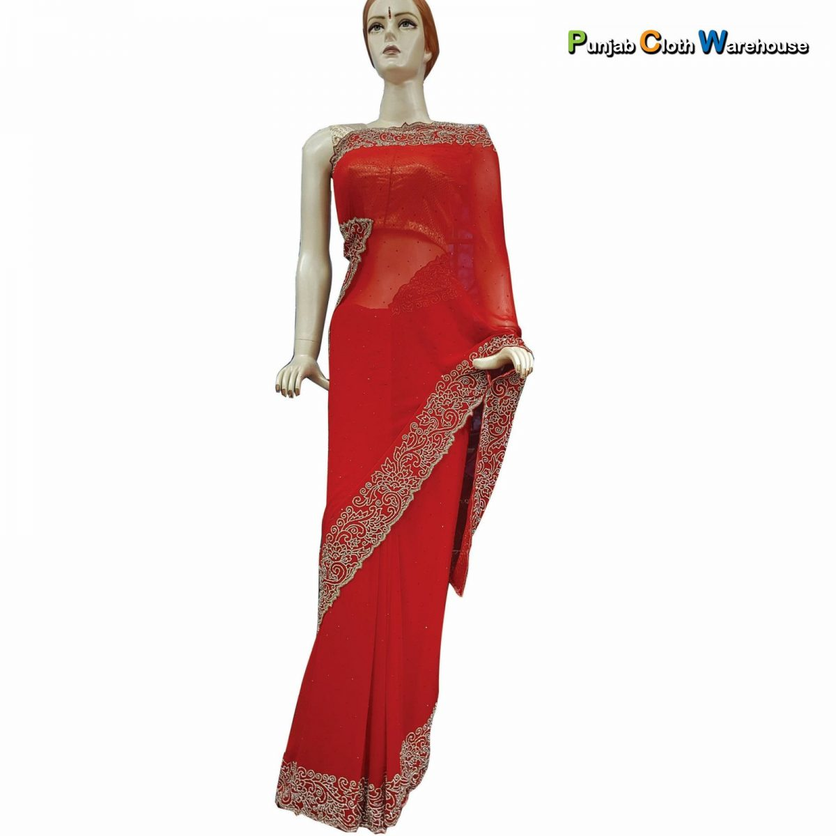 Designer Party Wear Suits, Sarees, Lehengas & Sherwanis (40)