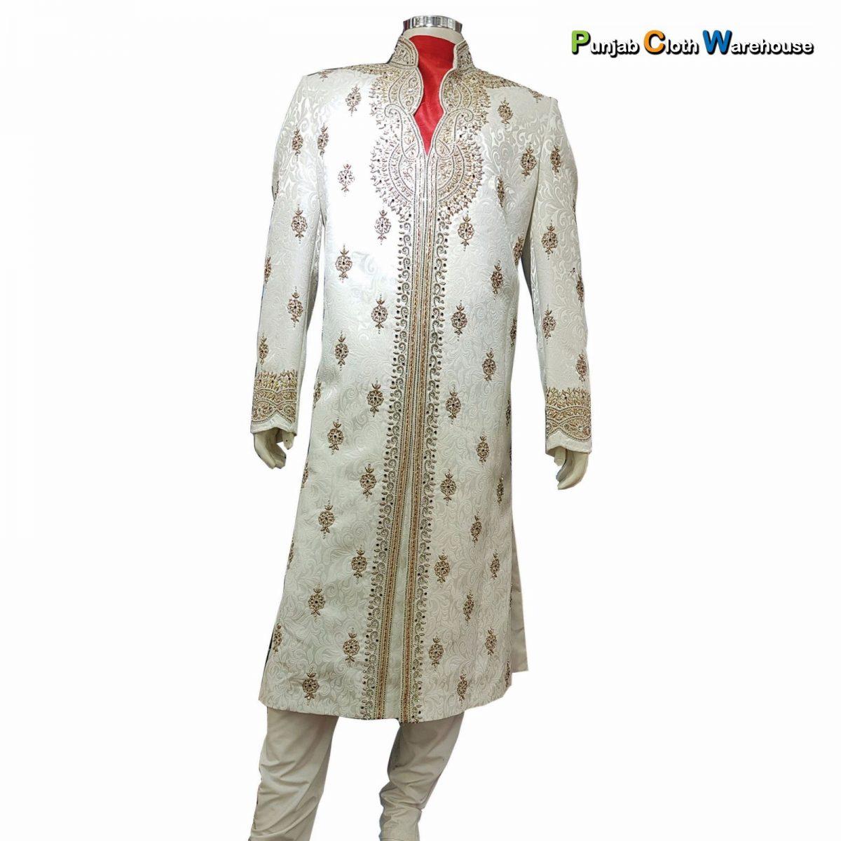 Designer Party Wear Suits, Sarees, Lehengas & Sherwanis (41)