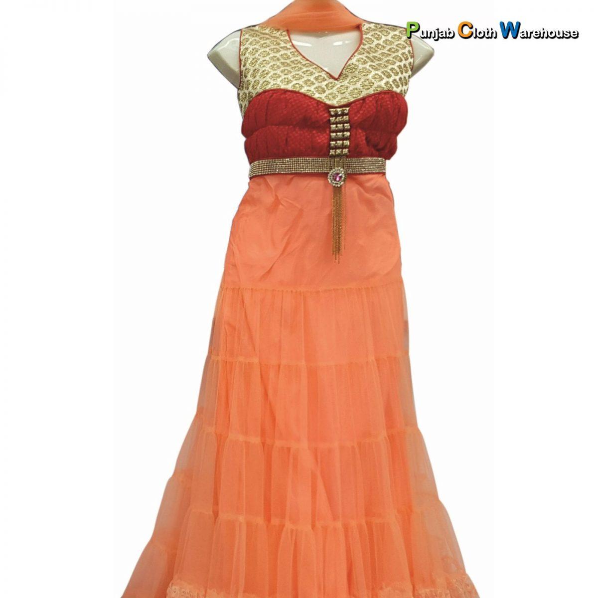 Designer Party Wear Suits, Sarees, Lehengas & Sherwanis (5)