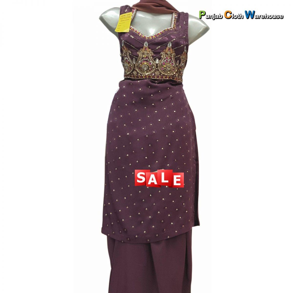 Designer Party Wear Suits, Sarees, Lehengas & Sherwanis (6)