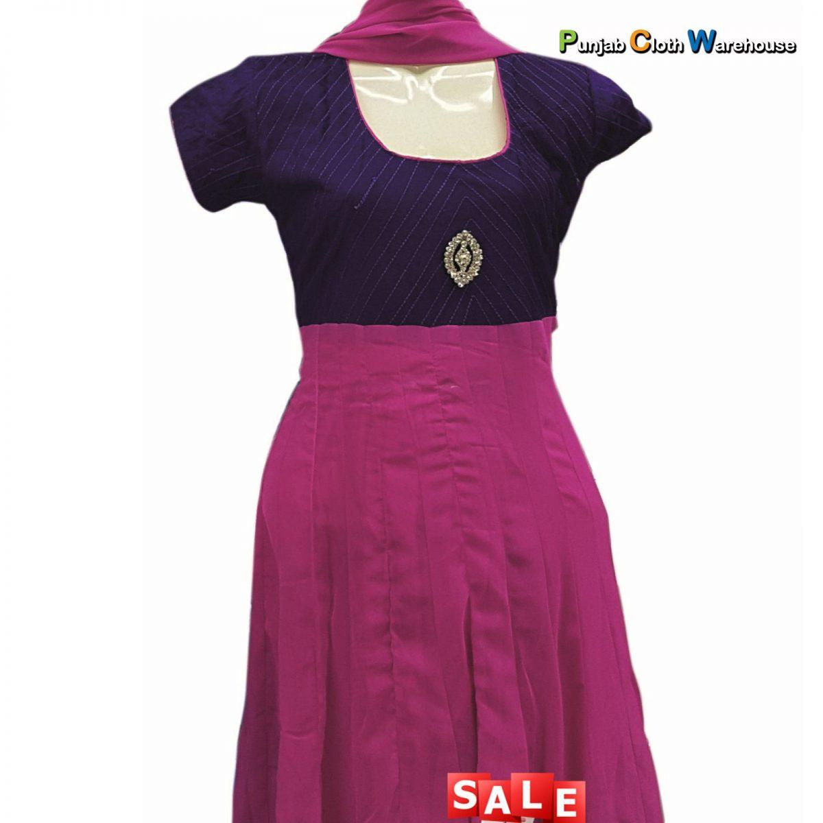 Designer Party Wear Suits, Sarees, Lehengas & Sherwanis (7)