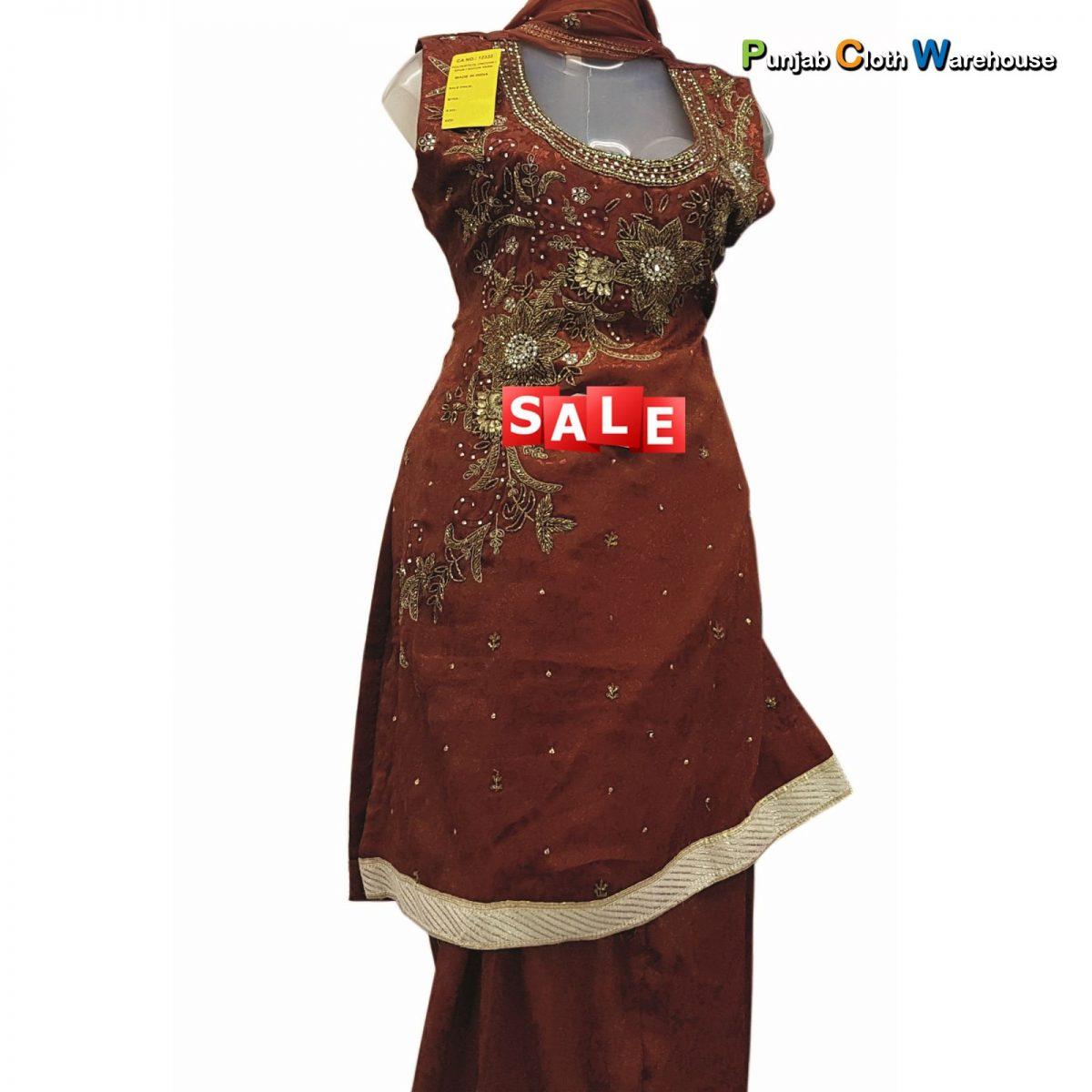 Designer Party Wear Suits, Sarees, Lehengas & Sherwanis (8)