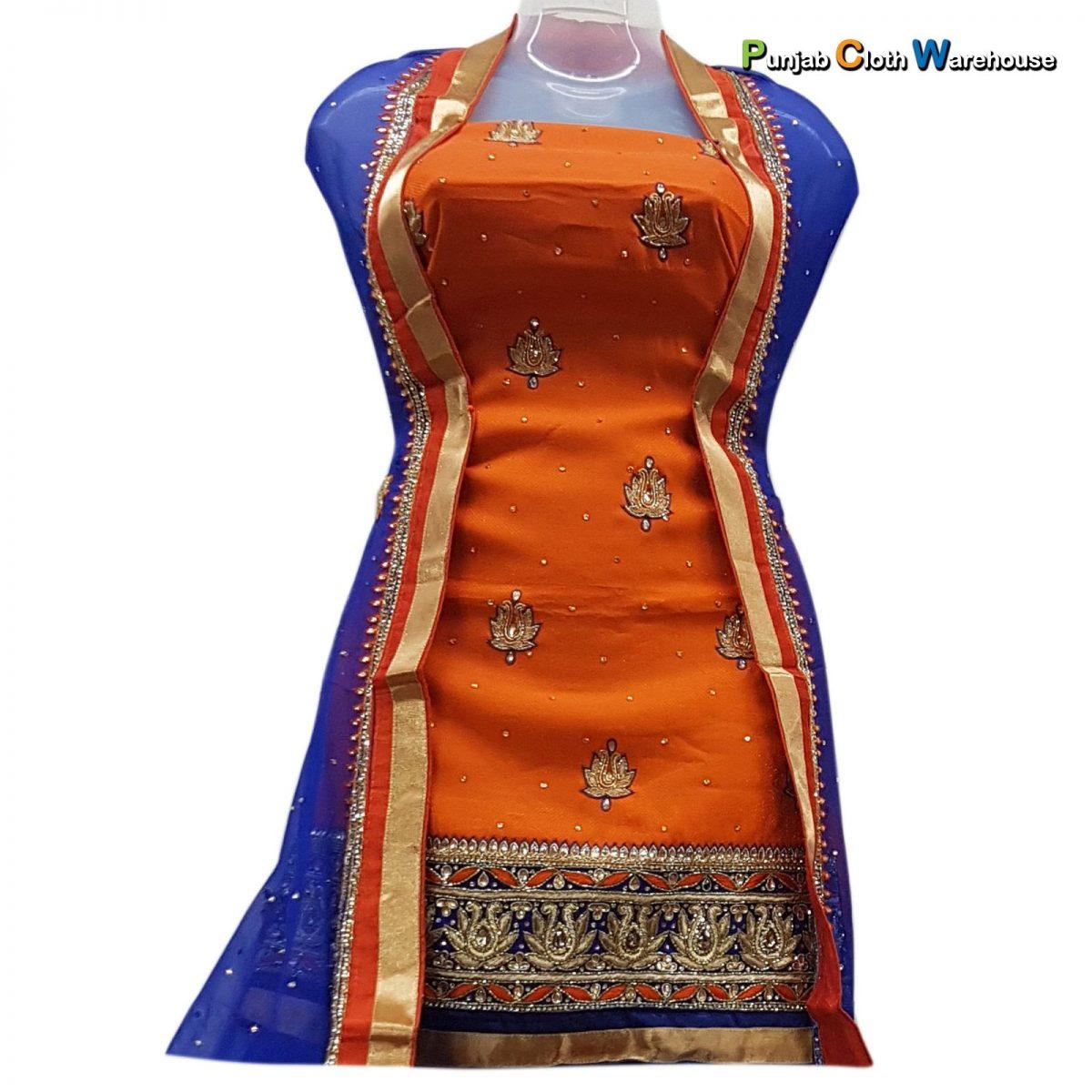 Ladies Suits - Cut Piece - Punjab Cloth Warehouse, Surrey (10)