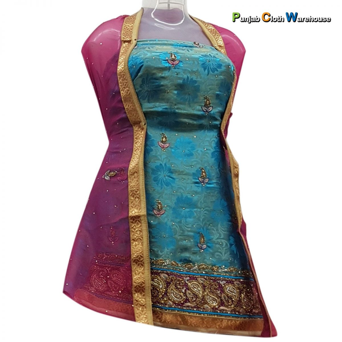 Ladies Suits - Cut Piece - Punjab Cloth Warehouse, Surrey (11)