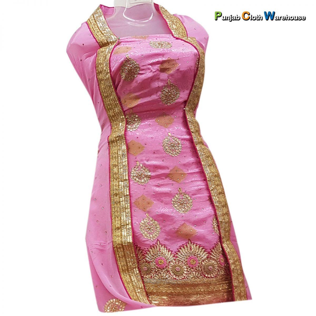 Ladies Suits - Cut Piece - Punjab Cloth Warehouse, Surrey (12)