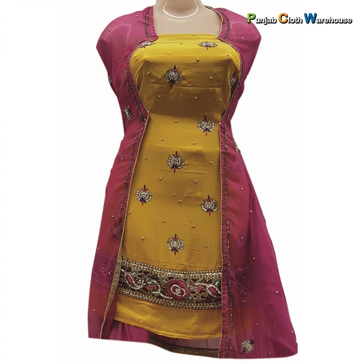 Ladies Suits - Cut Piece - Punjab Cloth Warehouse, Surrey (15)