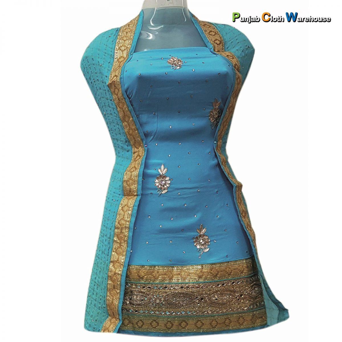 Ladies Suits - Cut Piece - Punjab Cloth Warehouse, Surrey (16)