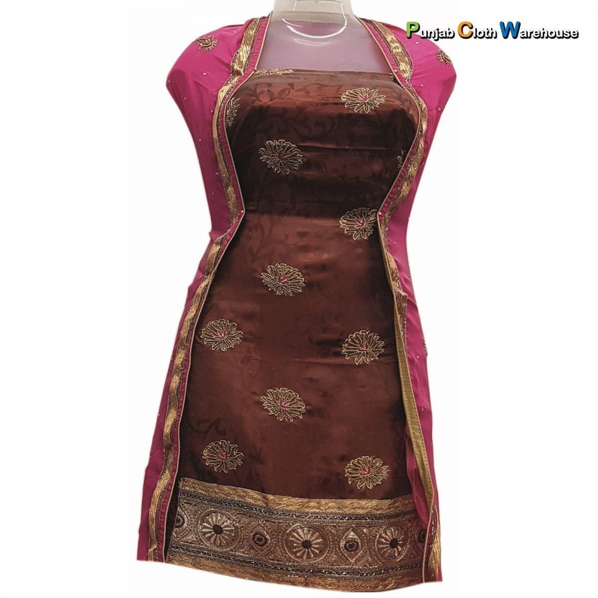 Ladies Suits - Cut Piece - Punjab Cloth Warehouse, Surrey (17)