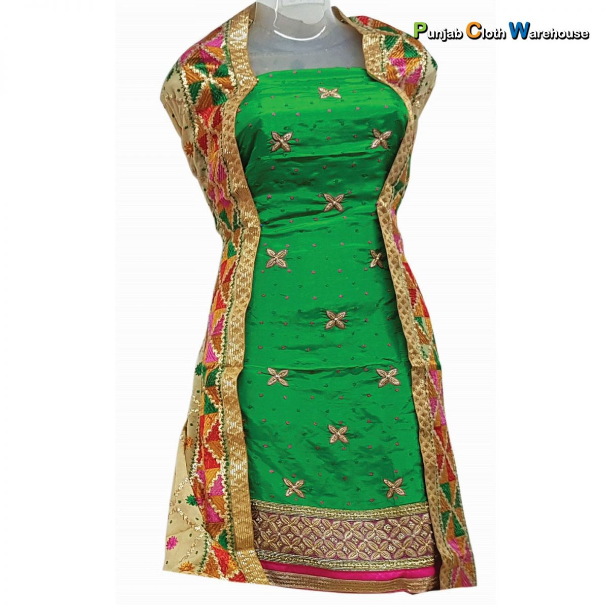 Ladies Suits - Cut Piece - Punjab Cloth Warehouse, Surrey (18)
