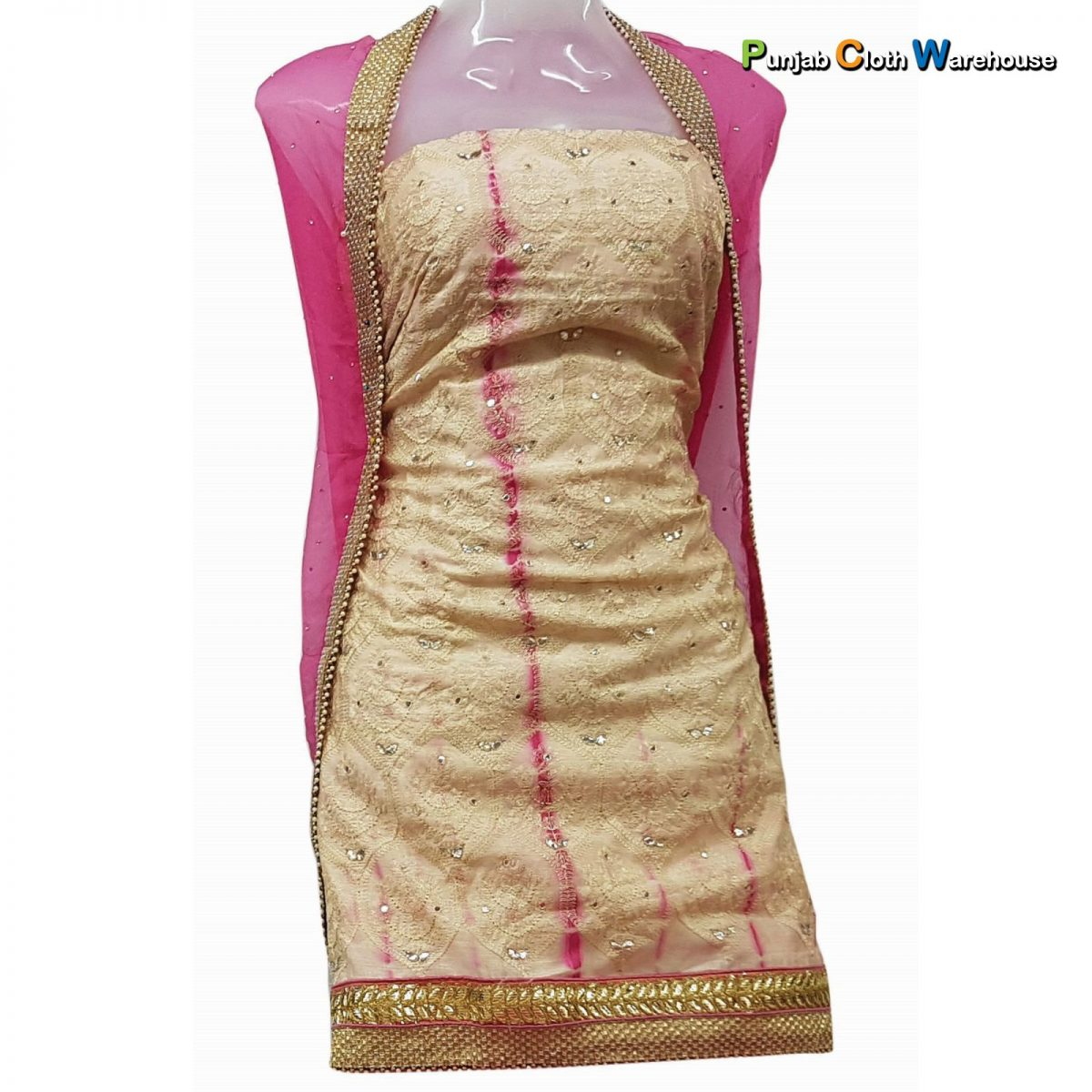 Ladies Suits - Cut Piece - Punjab Cloth Warehouse, Surrey (20)