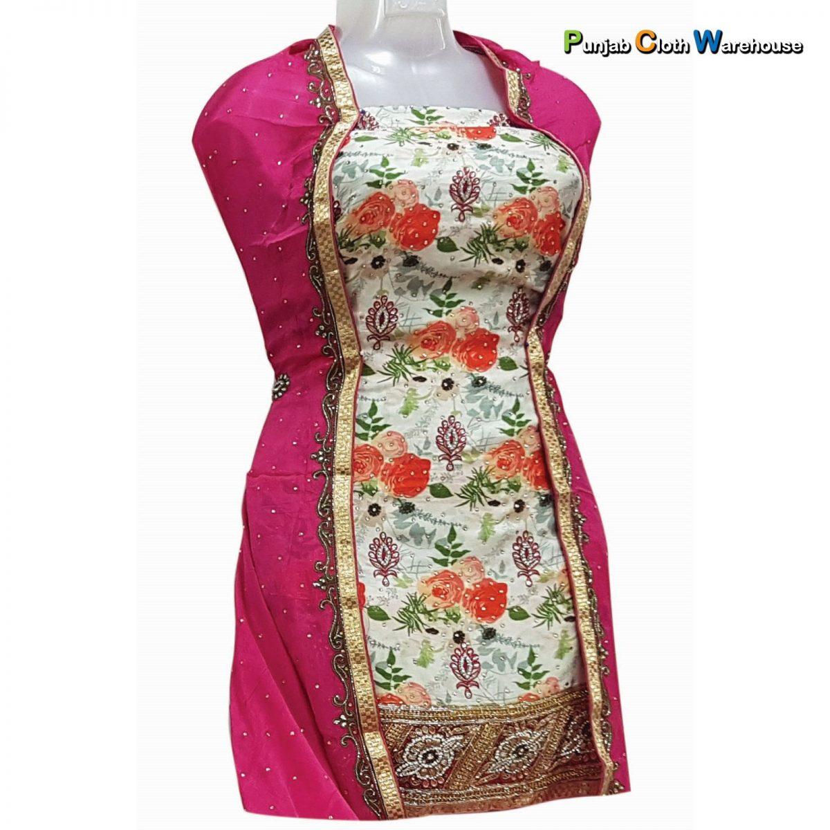 Ladies Suits - Cut Piece - Punjab Cloth Warehouse, Surrey (22)