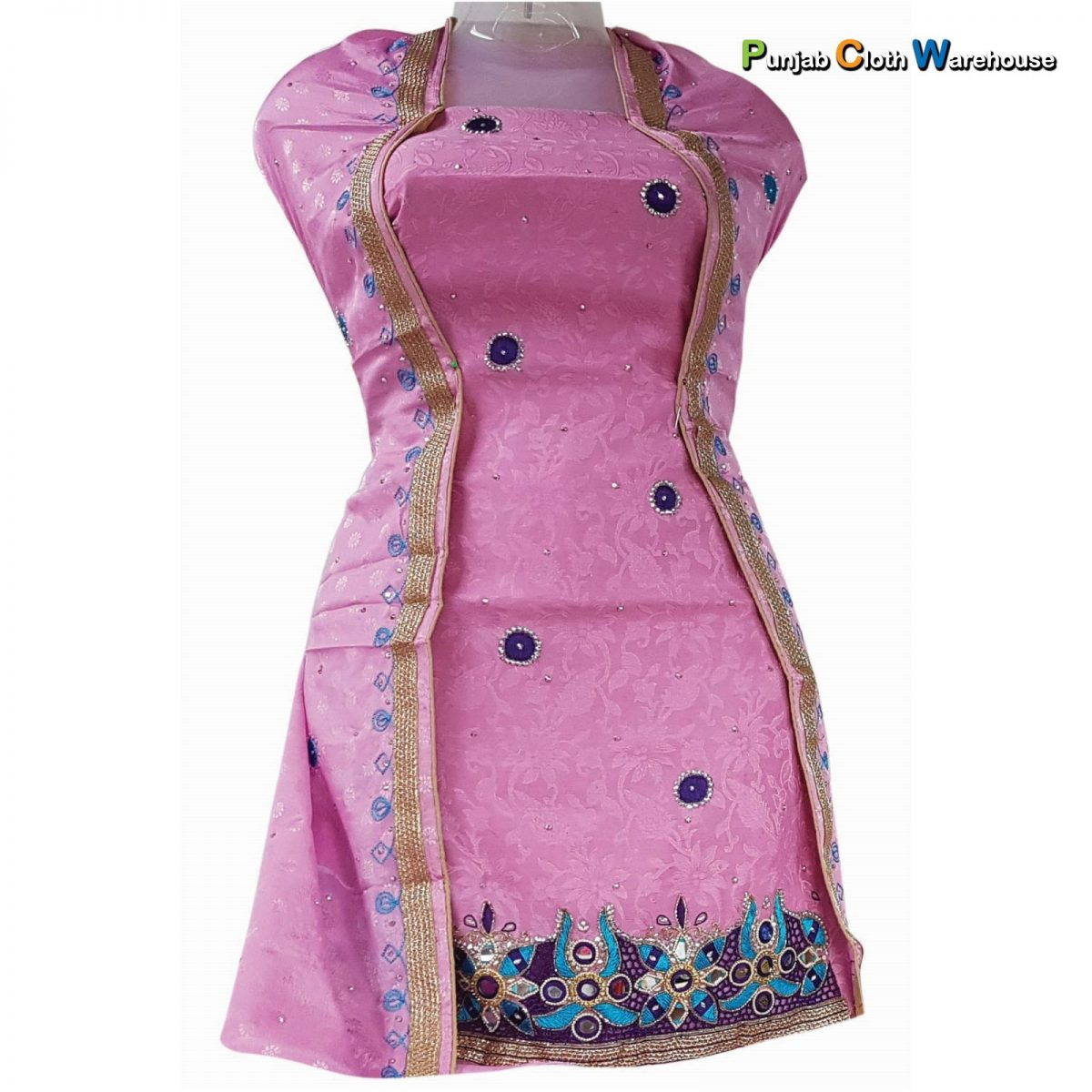 Ladies Suits - Cut Piece - Punjab Cloth Warehouse, Surrey (25)