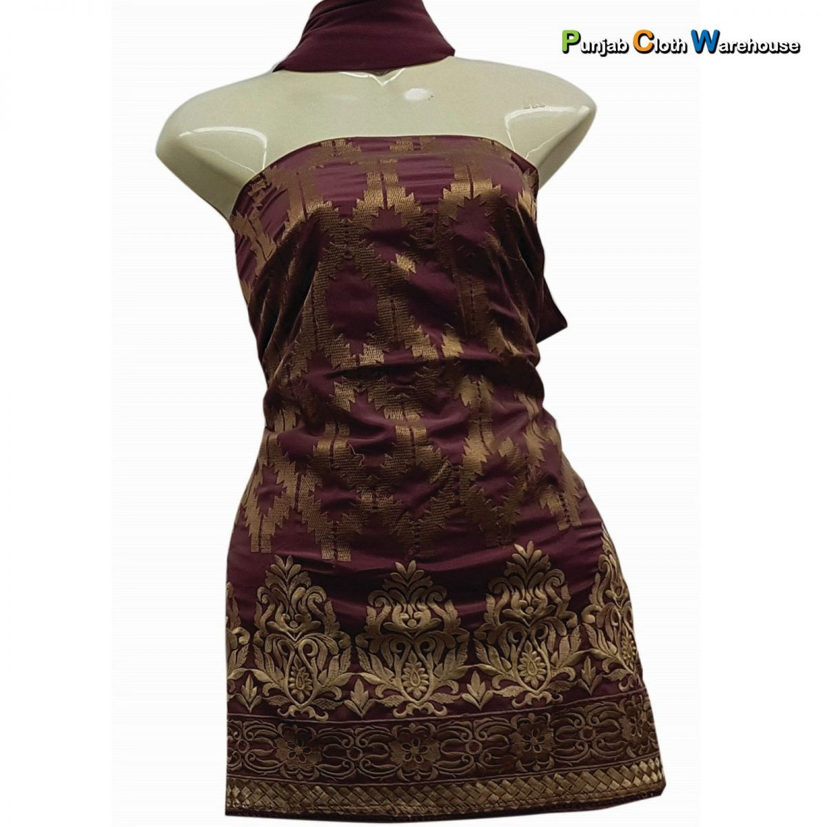 Ladies Suits - Cut Piece - Punjab Cloth Warehouse, Surrey (31)