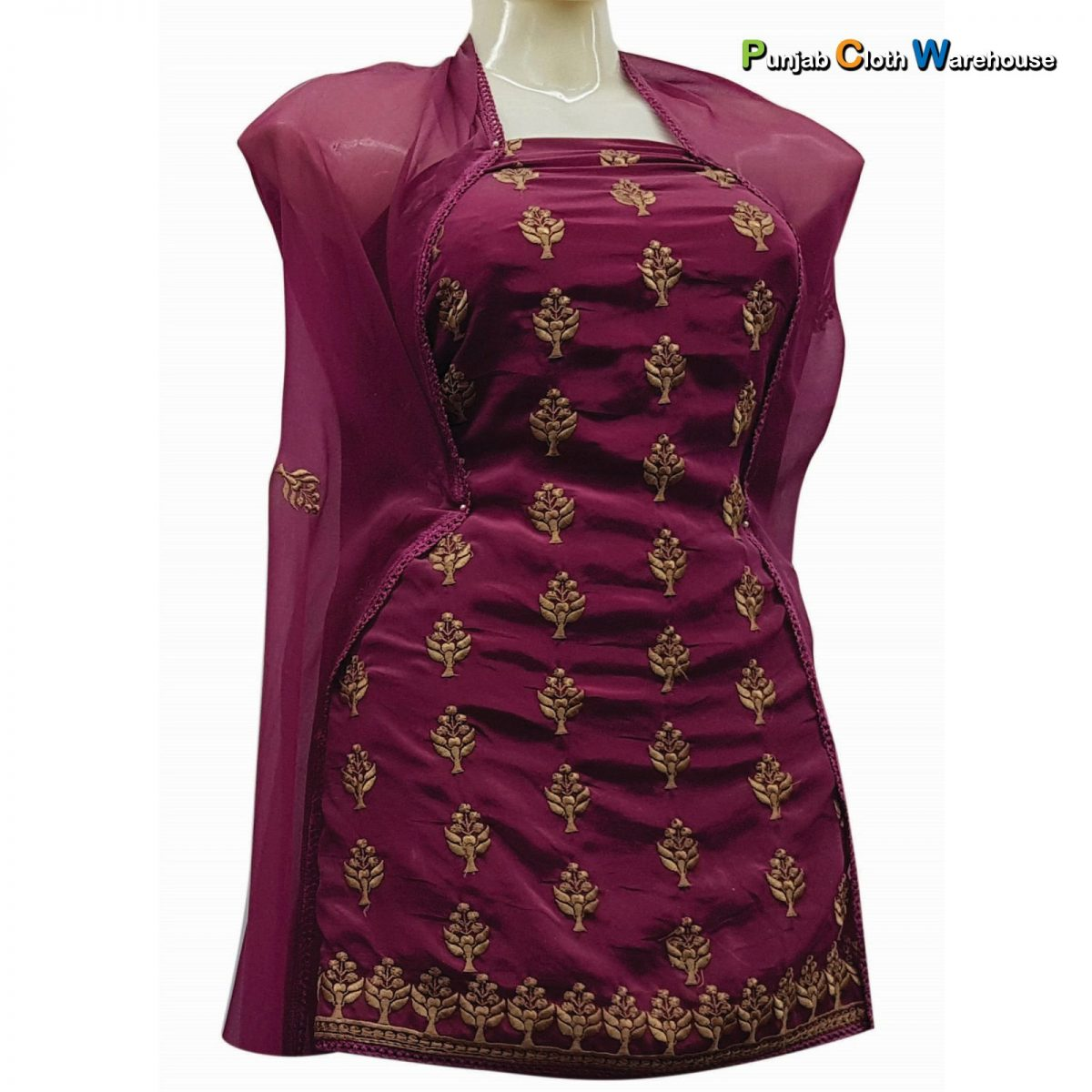 Ladies Suits - Cut Piece - Punjab Cloth Warehouse, Surrey (33)