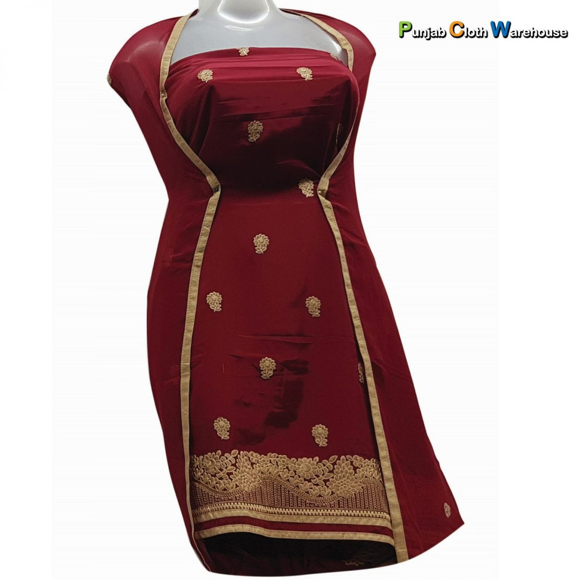 Ladies Suits - Cut Piece - Punjab Cloth Warehouse, Surrey (42)