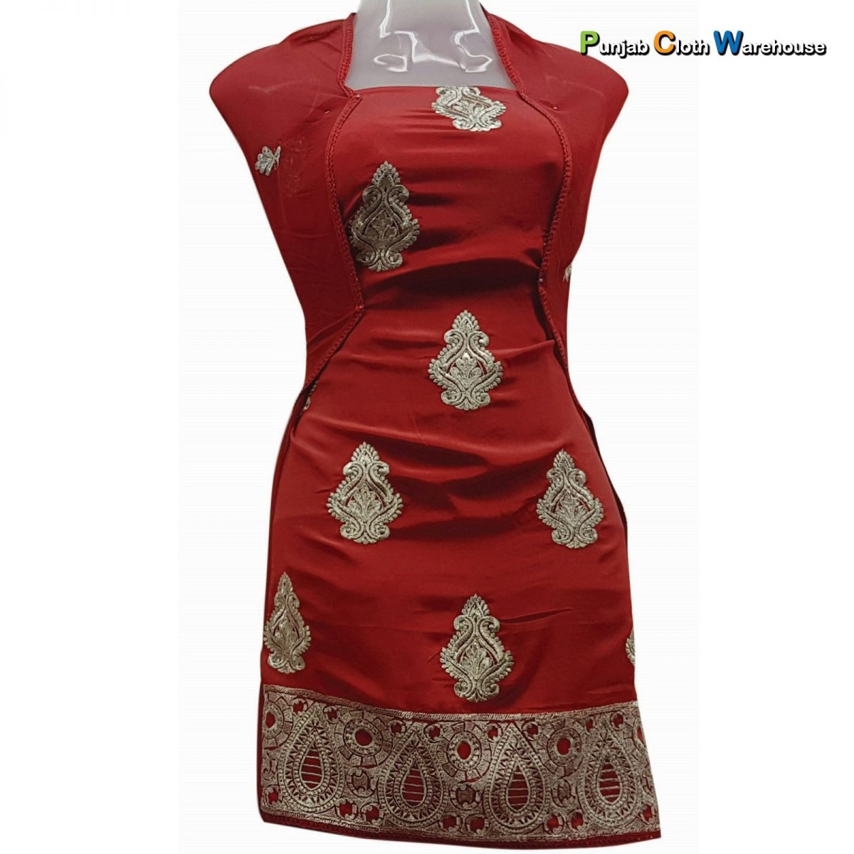 Ladies Suits - Cut Piece - Punjab Cloth Warehouse, Surrey (46)