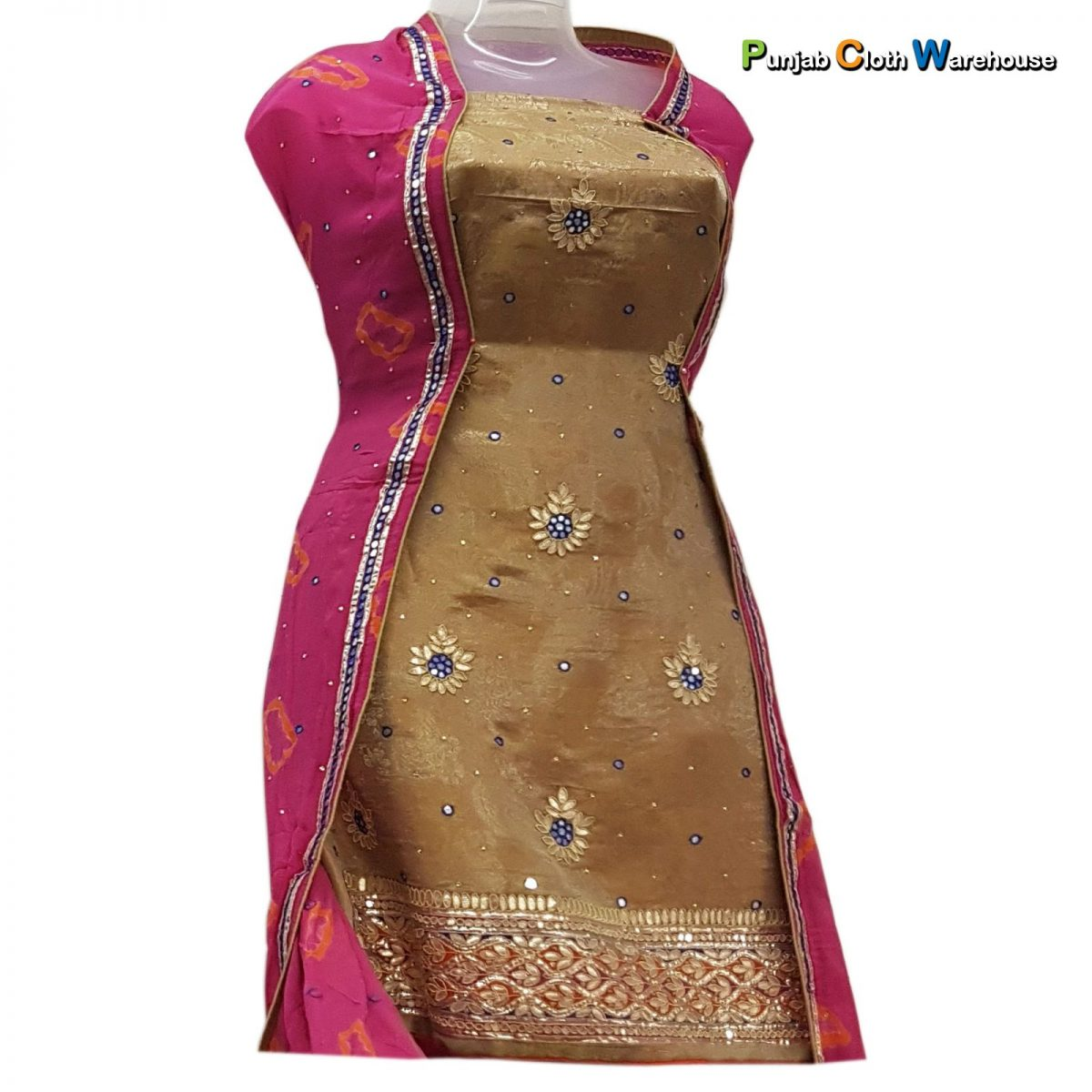 Ladies Suits - Cut Piece - Punjab Cloth Warehouse, Surrey (5)