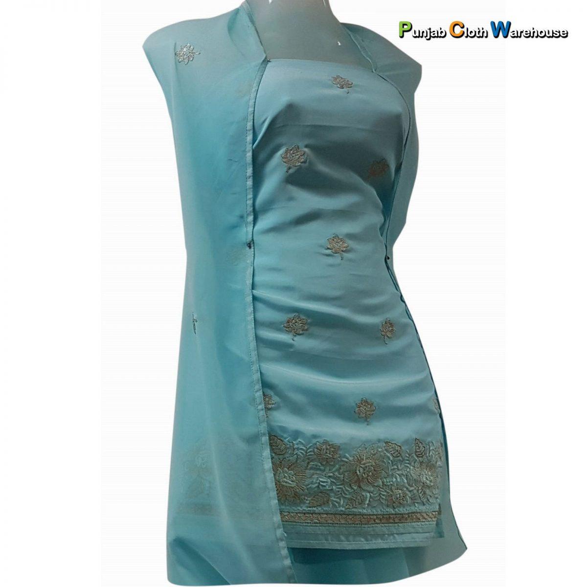 Ladies Suits - Cut Piece - Punjab Cloth Warehouse, Surrey (50)