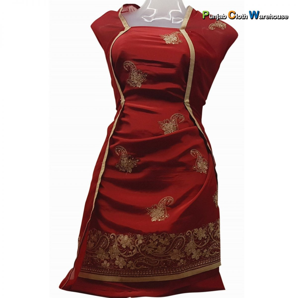 Ladies Suits - Cut Piece - Punjab Cloth Warehouse, Surrey (51)