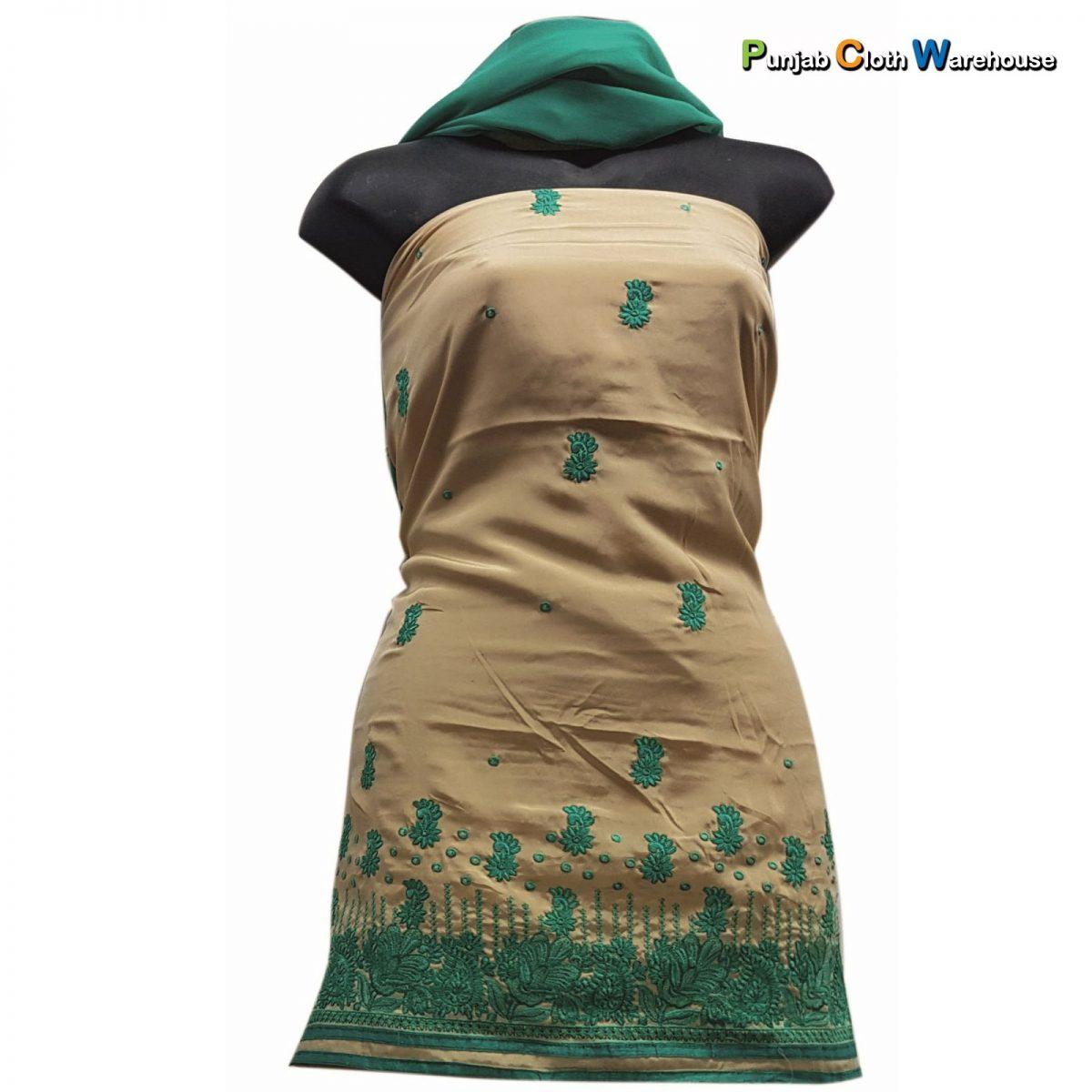 Ladies Suits - Cut Piece - Punjab Cloth Warehouse, Surrey (52)