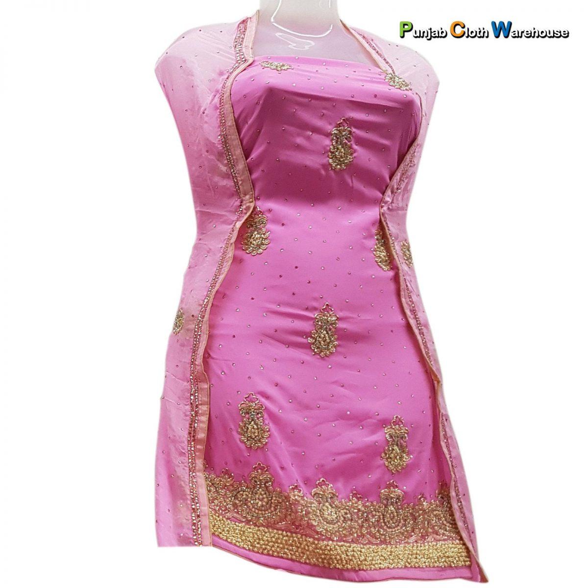 Ladies Suits - Cut Piece - Punjab Cloth Warehouse, Surrey (7)