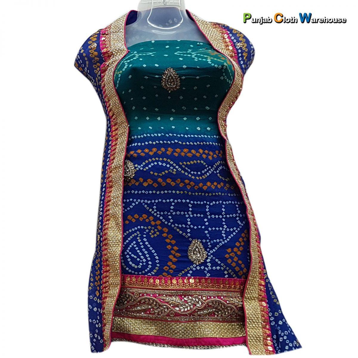 Ladies Suits - Cut Piece - Punjab Cloth Warehouse, Surrey (8)