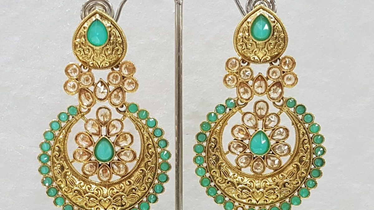 Latest  and Trendy  Hanging Earrings