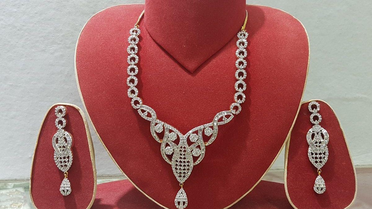 Latest Designs of Imitation Jewellery